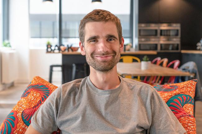 Rencontrez Vianney, Chief Creative Officer - Back Market