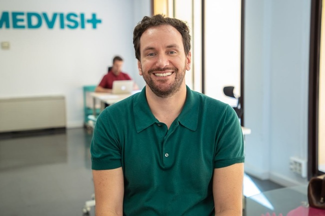 Conoce a Dr. Andrés, CEO & Founder - MedVisit
