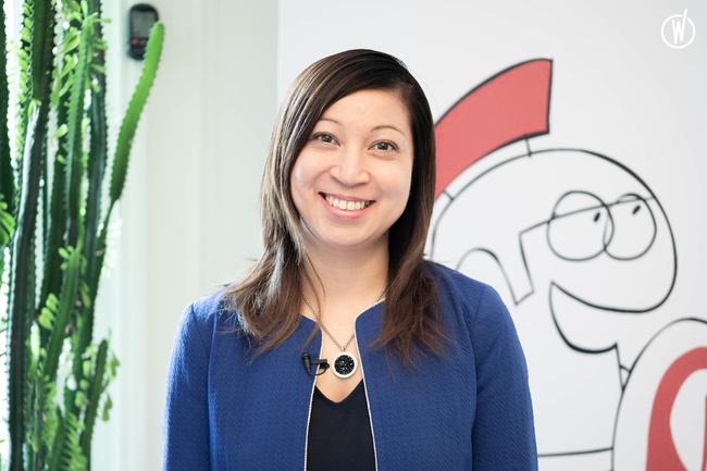 Rencontrez Agnès, consultante BU conseil & AMOA - Prerequis