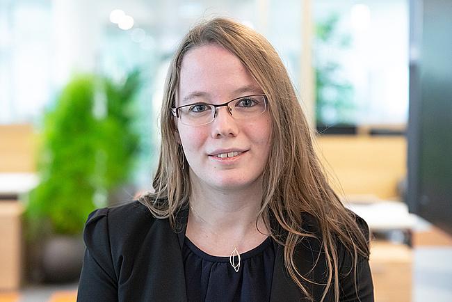 Rencontrez Elise, Ingénieur d'études et développement - Sopra Banking Software