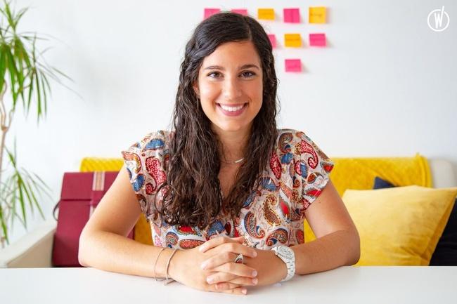 Rencontrez Louiza, CEO et Fondatrice - Malou