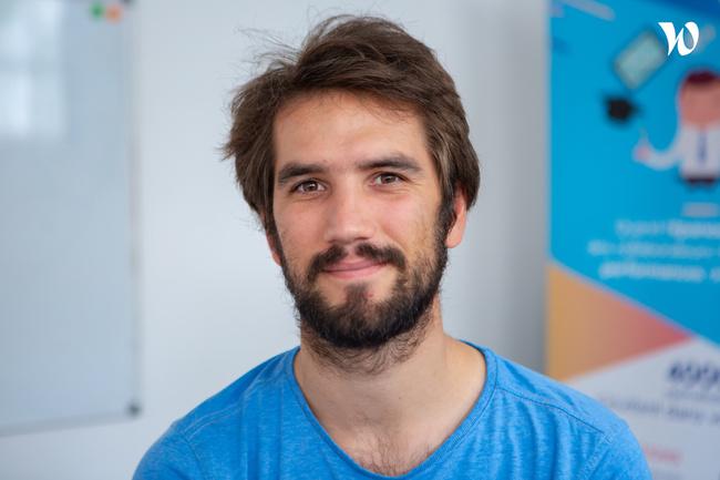 Rencontrez Florent, CTO & Co-fondateur - Windoo