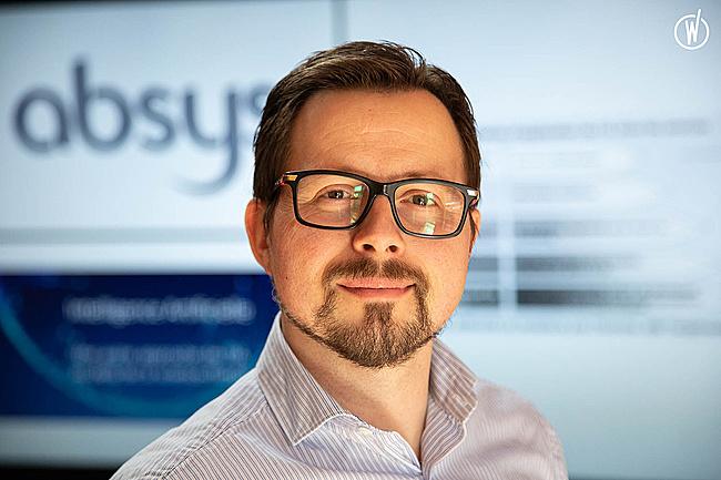 Rencontrez Nicolas, Business Process Manager - Absys