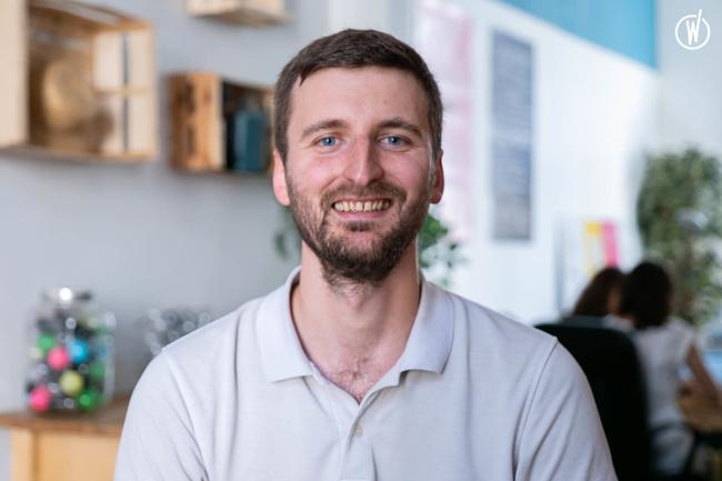 Rencontrez Vincent, Customer Care Manager - Je Rêve d'une Maison
