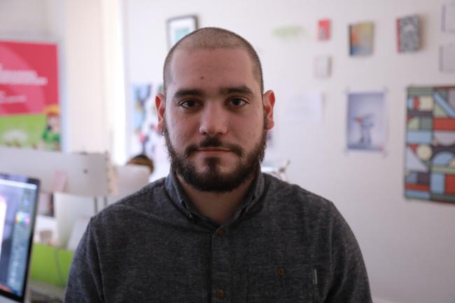 Rencontrez Mickaël, UX & Service design manager - Skapa