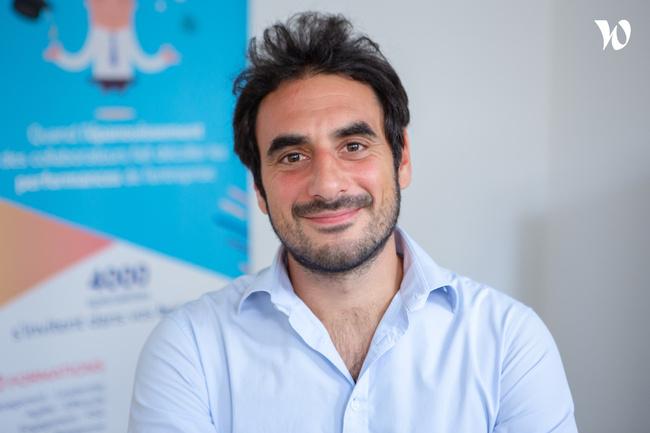 Rencontrez Arnaud, CEO & Co-fondateur