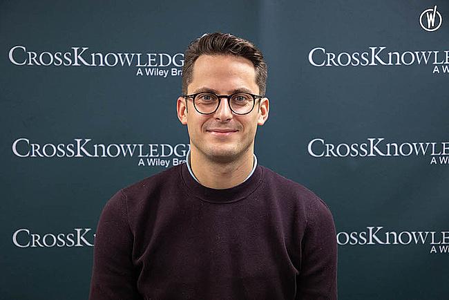 Rencontrez Vilius, Integration Team Manager - CrossKnowledge