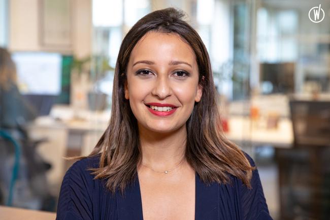 Rencontrez Fatinia, Head of Sales - Volum