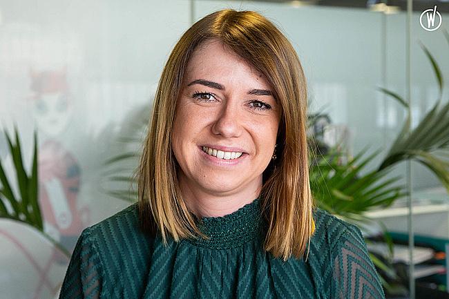 Rencontrez ANAÏS ALLEMAND, Directrice de clientèle - Nouveau Monde