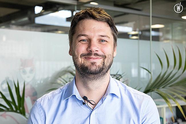 Rencontrez Mathieu, Développeur web front-end - Nouveau Monde