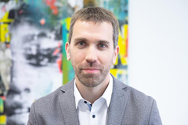 Rencontrez Louis Maxime, Directeur transformation RH - Sopra Banking Software