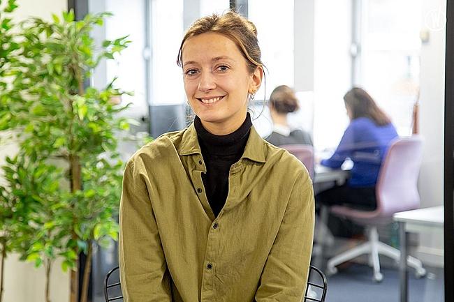 Rencontrez Constance, Brand Content & Social Media Manager - Grand Mercredi