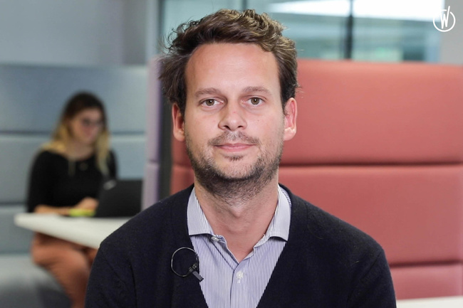 Rencontrez Bertrand, Category Manager - Circuit Hors-Domicile - Orangina Suntory France