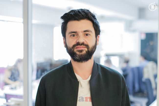 Meet Jérémie, Head of Operations - Convelio