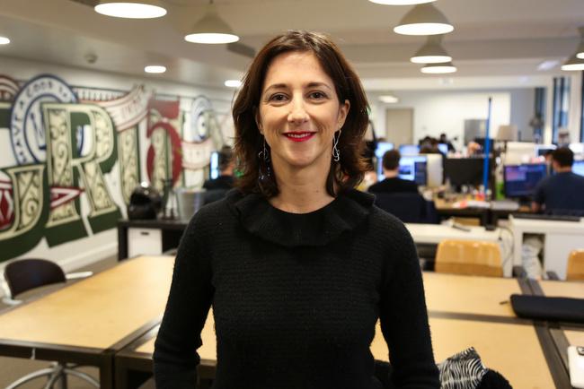 Rencontrez Aurélie, Directrice de Création - 5eme Gauche