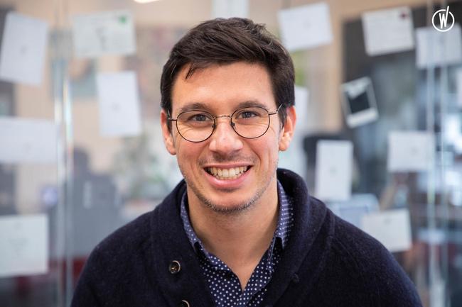 Rencontrez Olivier, Directeur Général - microDON
