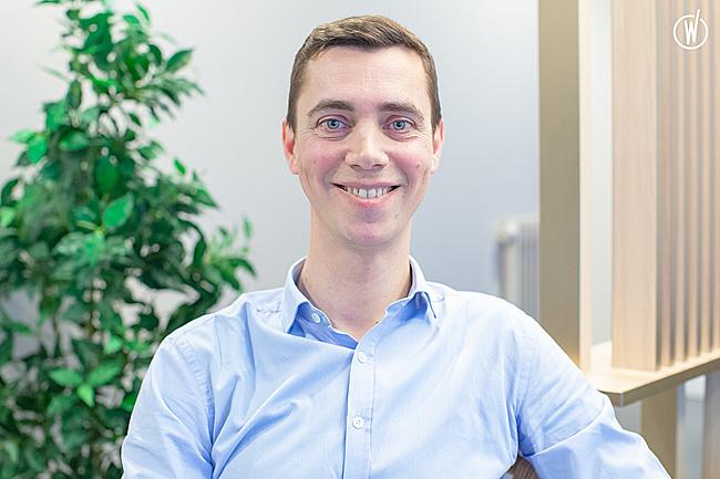 Rencontrez Jérémy, Directeur Cloud - Conseils-Plus