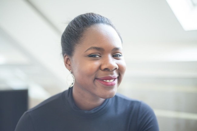 Rencontrez Fatou, Assistante webmarketing - Lunii