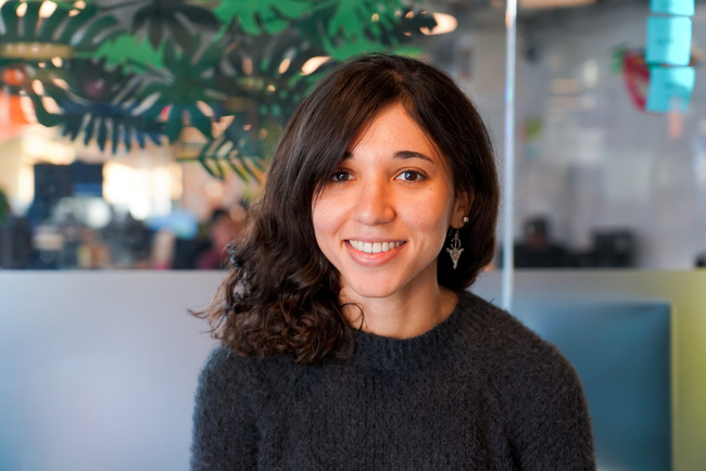 Meet Kawtar, Software Engineer