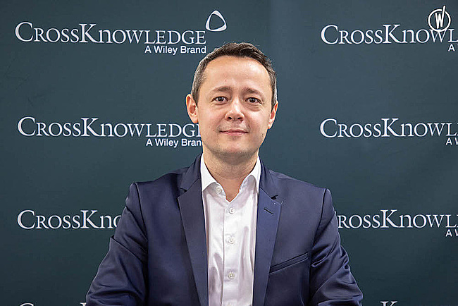 Meet Yannick, Global Account Manager - CrossKnowledge