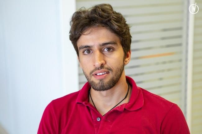 Rencontrez Hossam, Consultant Sage X3 - Spartner Consulting