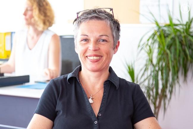 Rencontrez Christelle, Directeur des Ressources Humaines - GIE SESAM-Vitale