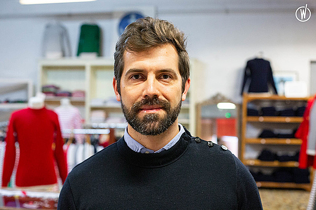 Rencontrez Jérôme, Directeur Général en charge des Opérations - Le Minor