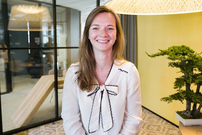 Rencontrez Amélie, Système d'Information - BNP Paribas Real Estate