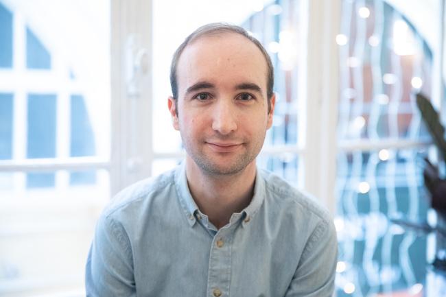 Rencontrez Christophe, Responsable marketing digital - Hast