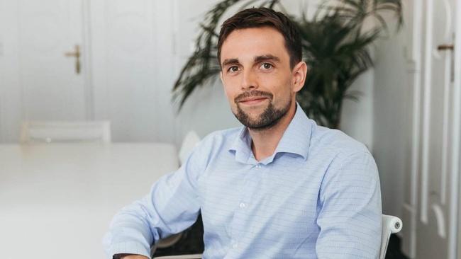 Jakub Macháček, Manažer oddělení Změna dodavatele