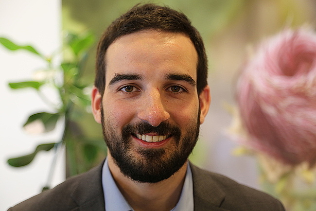 Rencontrez Benjamin, Chef de Projet - Sopra Banking Software