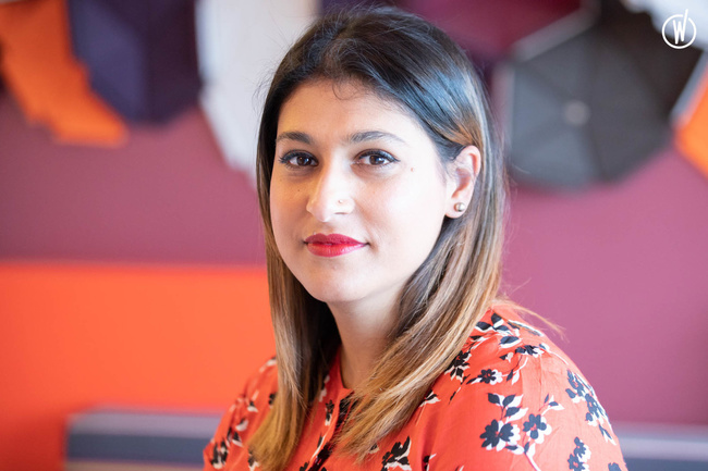 Rencontrez Aalima, Sales Manager Benelux - REED EXHIBITIONS ISG France & Benelux