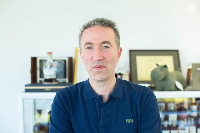 Rencontrez Thierry, PDG - La Maison du Whisky