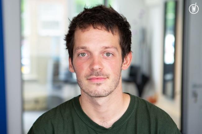 Meet Quentin, Head of Product Design - Convelio