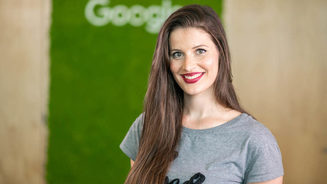 Martina Sokolíková, Grow with Google Manager, Slovensko - Google