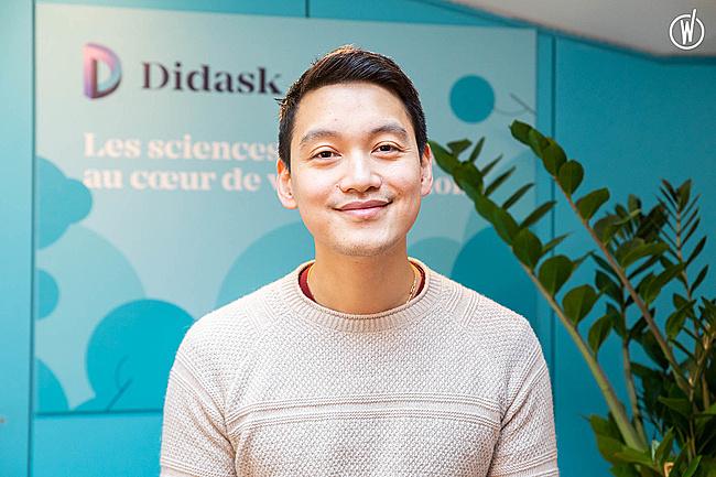Découvrez Didask avec Son, Cofondateur & CEO - Didask