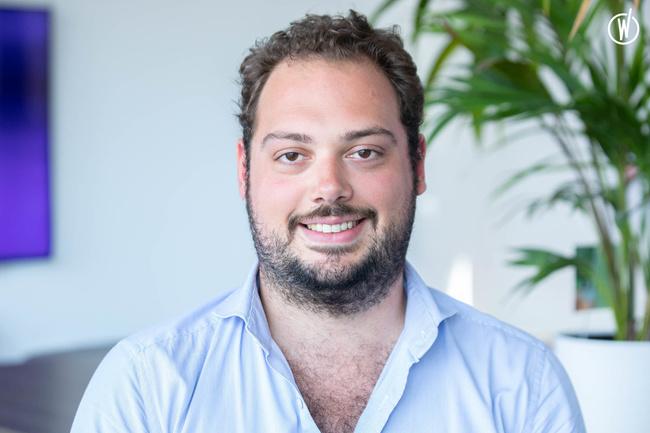 Rencontrez Arthur, Vice President Sales