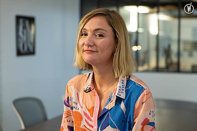 Rencontrez Amandine, Senior Business Analyst - Fashion Data