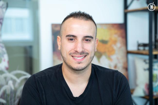 Rencontrez Hugo, Conseiller client niveau 1