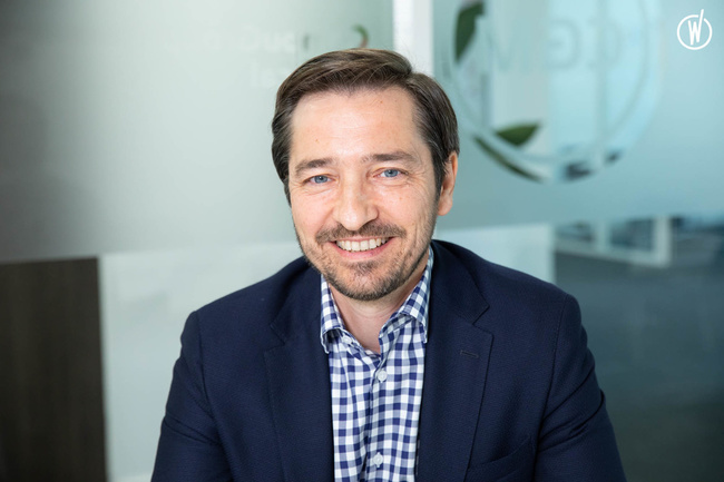 Rencontrez Franck, SVP Segment Doctors Europe
