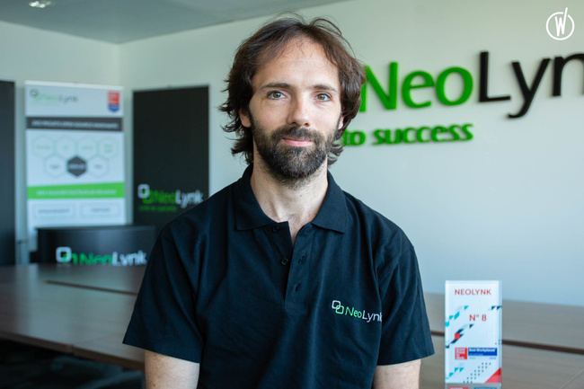 Meet Nicolas, Tech Lead JavaScript and JS Tribe Manager - NeoLynk