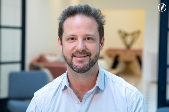 Rencontrez Fabien, Co-fondateur & CEO - VISIPERF