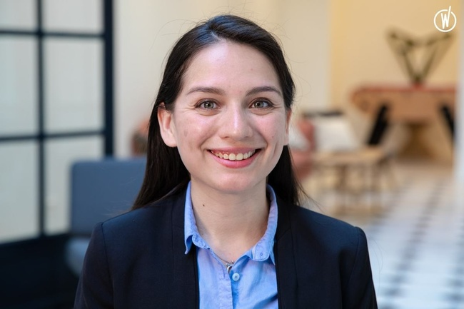 Rencontrez Karla, Cheffe de projet web - VISIPERF