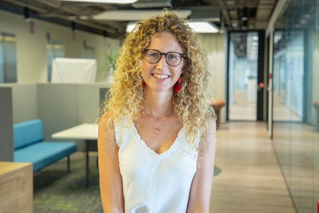 Conoce a Justine, Head of Data & Insights Infojobs