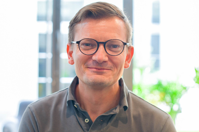 Rencontrez Arnaud, CEO - Lecko