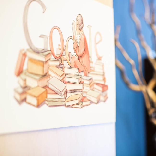 Polnočný poplach - Google