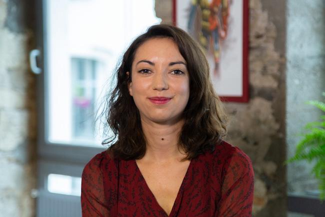 Rencontrez Louise, Digital Learning Designer