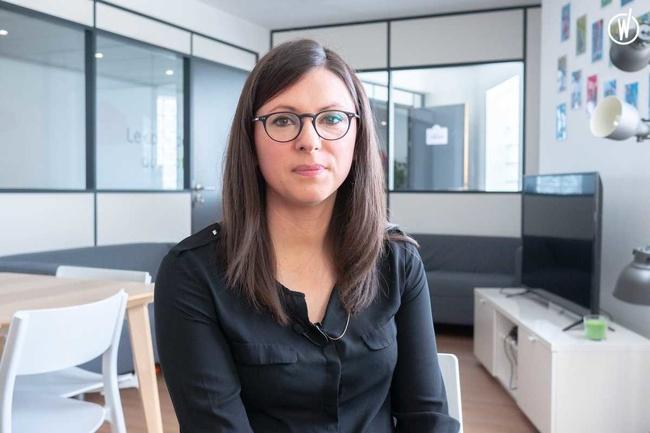 Rencontrez Anne Sophie, Lead Marketing & Satisfaction Clients - AlloVoisins