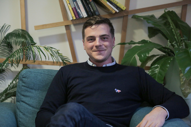 Meet Hugo, CEO & CoFounder