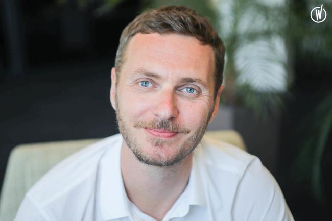 Rencontrez Pierre-Antoine, Directeur de la Création